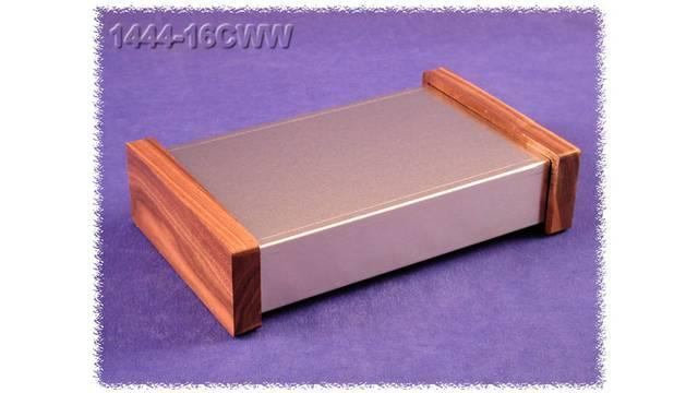 Hammond Electronics 1444 32CWW Universal Gehaeuse 432 X 254 X 76 Aluminium Natur 1St