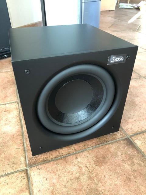 SaxxDS10 Front