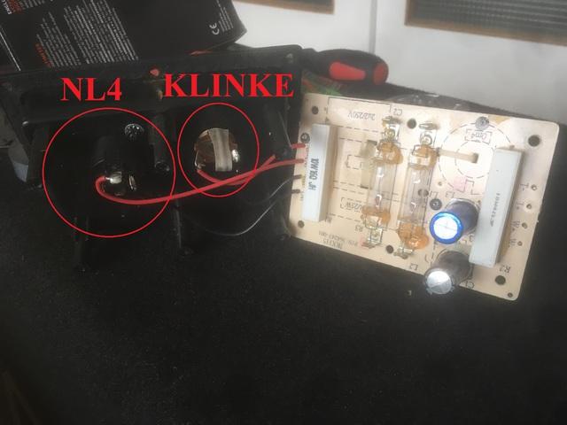 NL4 Klinke