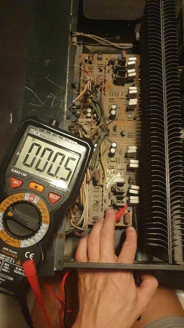 Messung Transistoren