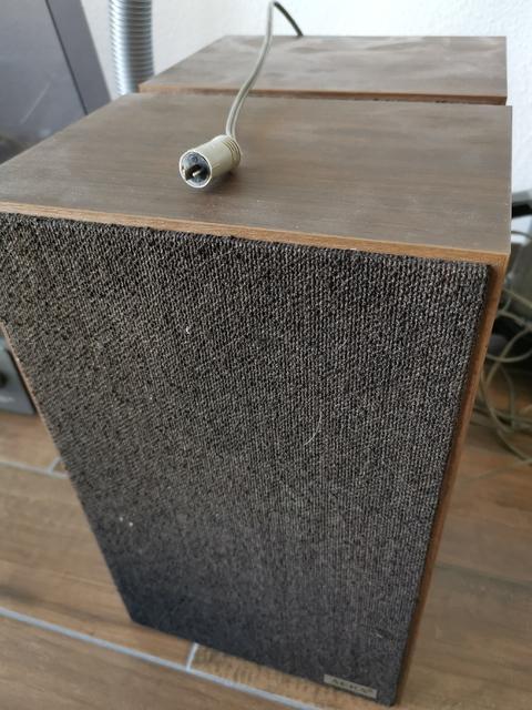 Box mit DIN Anschluss