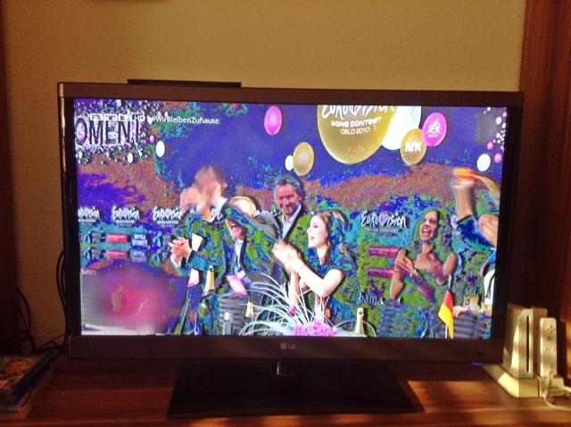 LG TV Bild 1