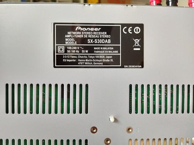 Bild6 Netzteil SX 30 DAB Defekt