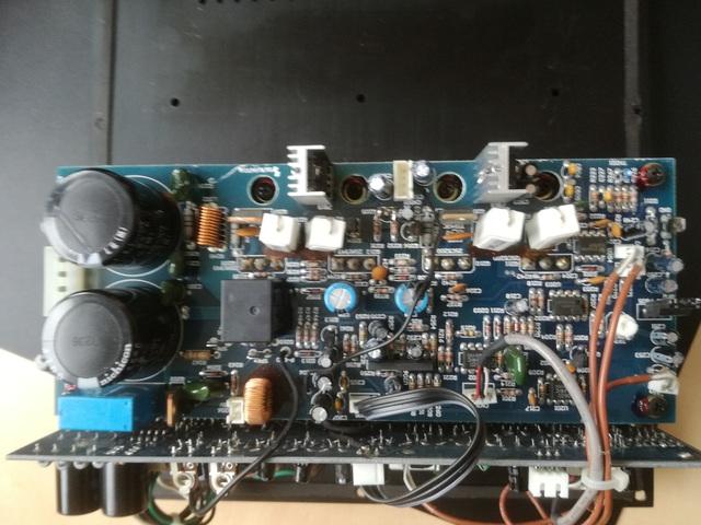 PSW3000 POWER PRE AMP PC