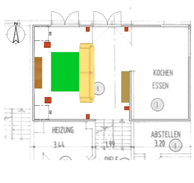Erweiterung Wohnzimmer Kino Auf 50 Allgemeines