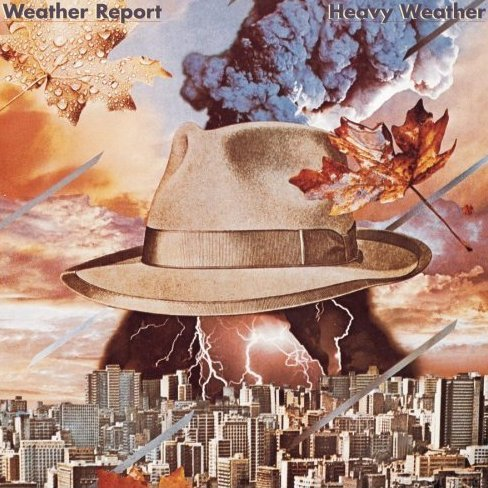 AlbumcoverWeatherReport HeavyWeather