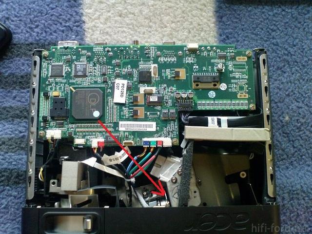 Acer Pd125d