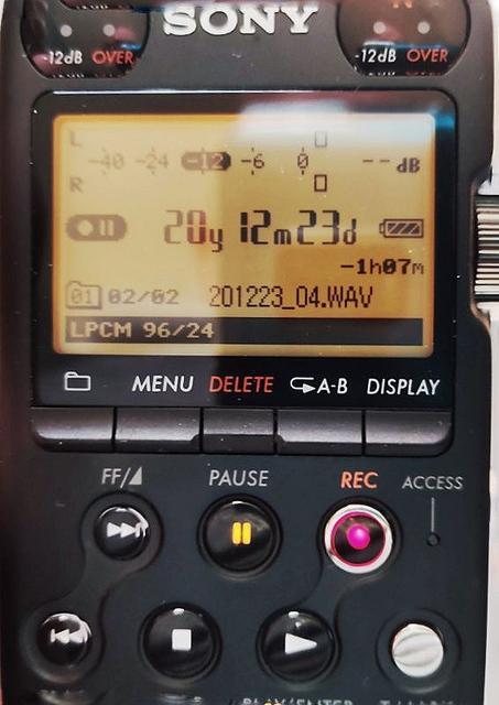 Sony PCM-M10-2