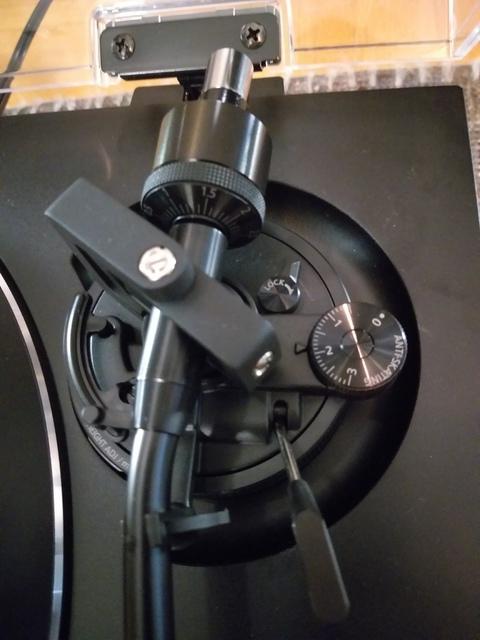 Technics SL-1500C - Zusatzgewicht