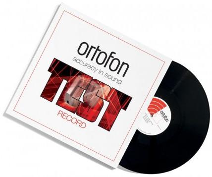Ortofon Schallplatte