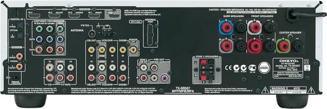 Onkyo Tx Sr507 2