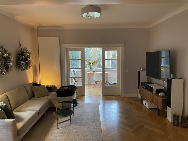 Aktuelles Setup Und Raum 1