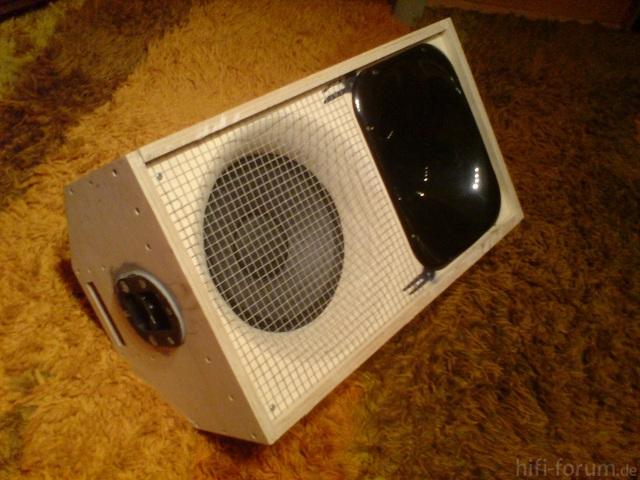 Reines PA-TOP Mit Waveguided PD121 Und BMS-4554 Am 18sound - XT1464 Oder So...