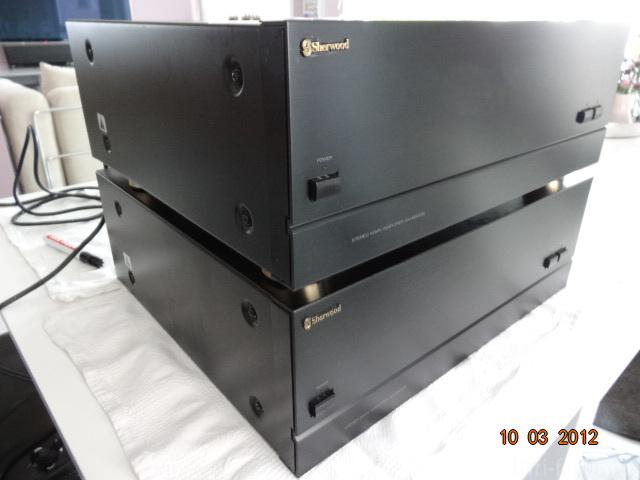 Sherwood AM 8500 B/G
