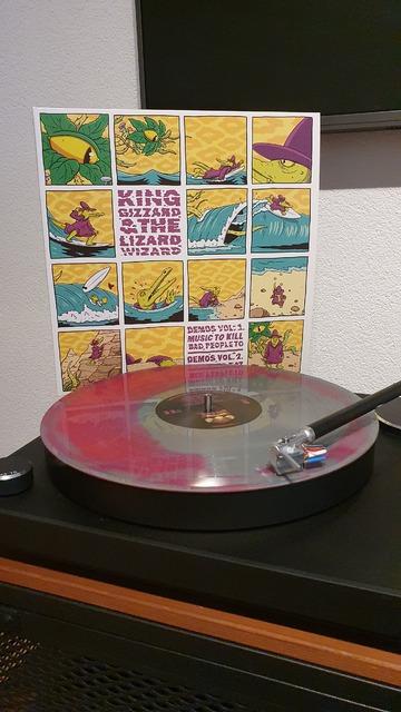 King Gizzard & The Lizard