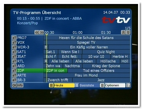 Preview ActivyMediaCenter570 Test TV Programm Capture 00 35 55 734 0002