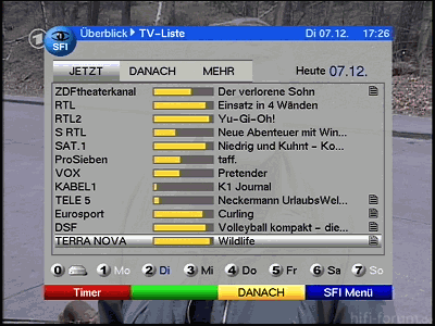 Technisat Digicorder T1 11