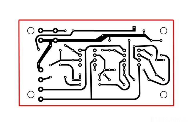Leiterplatte 300Pz