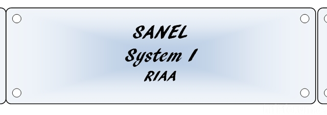 RIAA Dritteleinheit