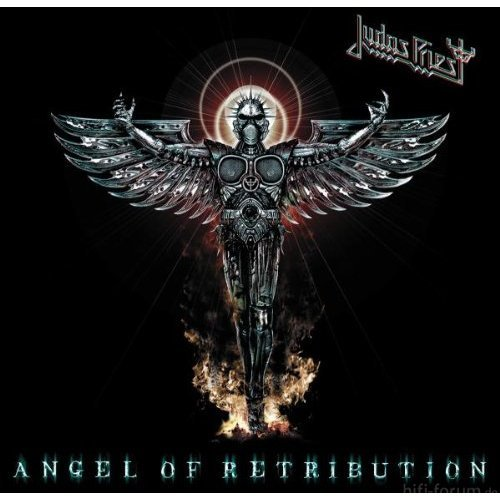 Judas Priest  -- Angel Of Retribution