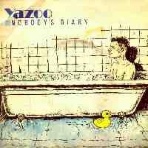 Yazoo nobody´s Diary