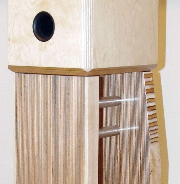 Detailfoto Tannoy System 800SE Rearspeaker und Stands