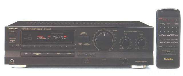 Technics Sagx130d