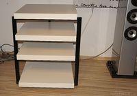 Bilder eurer selbstbau racks racks geh use hifi forum for Ikea hifi rack
