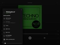 Spotify auf avr10