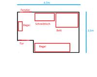 Maße Zimmer