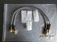 XLR Goldkabel