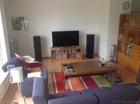 Mein Wohnzimmer mit Anlage