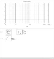 Draft GUI of esweep xover designer