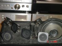 Sonab OA 116 vor Luxman C02/M02