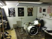 Schlagzeug Deckenabsorber