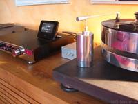 Transrotor Fat Bob, Dr. Fuss, Squeezbox Touch, Restek Vector