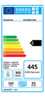 Energielabel  Panasonic 65VT50