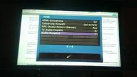 Yanaha Receiver HDMI Menü und Untermenue