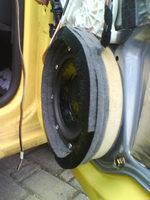 Einbau Frontsystem Ibiza 6L #36
