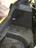 Reserveradmuldenausbau Ibiza 6L - Bitumisierung 18
