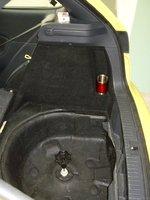 Reserveradmuldenausbau Ibiza 6L - Bitumisierung 19