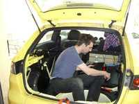 Reserveradmuldenausbau Ibiza 6L - Bitumisierung 7