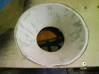 Reserveradmuldenausbau Ibiza 6L - Herstellung Abdeckplatte 101