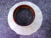 Reserveradmuldenausbau Ibiza 6L - Herstellung Abdeckplatte 103