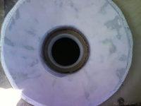 Reserveradmuldenausbau Ibiza 6L - Herstellung Abdeckplatte 115
