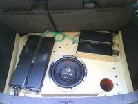 Reserveradmuldenausbau Ibiza 6L - Herstellung Abdeckplatte 1