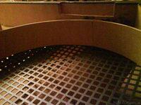 Reserveradmuldenausbau Ibiza 6L - Herstellung Abdeckplatte 41