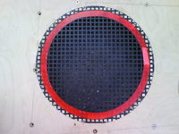 Reserveradmuldenausbau Ibiza 6L - Herstellung Abdeckplatte 42