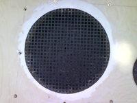 Reserveradmuldenausbau Ibiza 6L - Herstellung Abdeckplatte 57