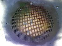 Reserveradmuldenausbau Ibiza 6L - Herstellung Abdeckplatte 59